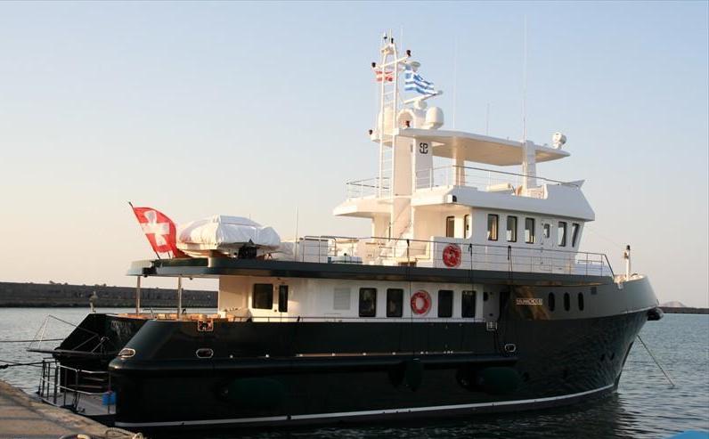 Cantiere Navale Di Pesaro Naumachos 82 Bluyachting