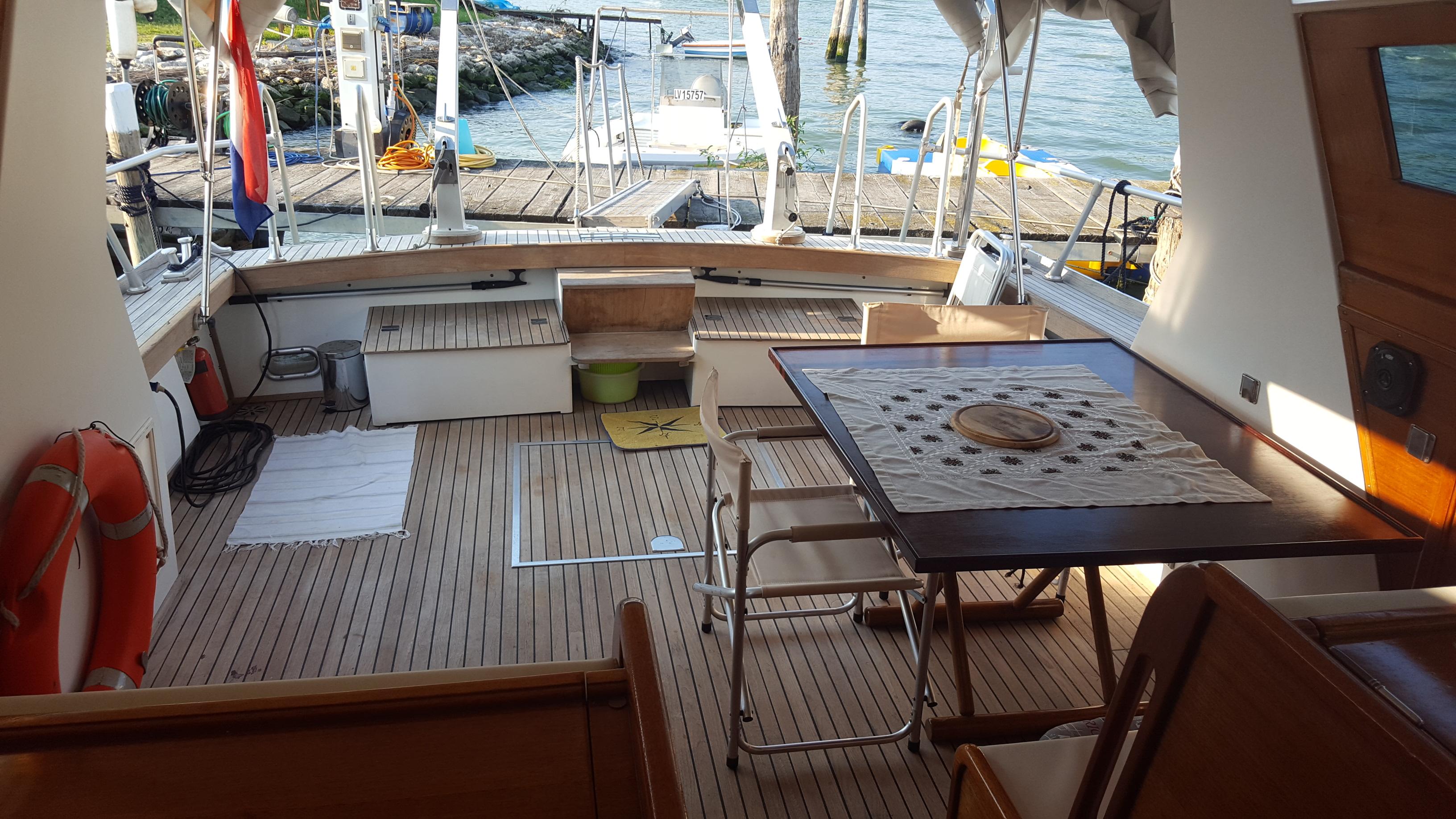 Camuffo 45 C Bluyachting