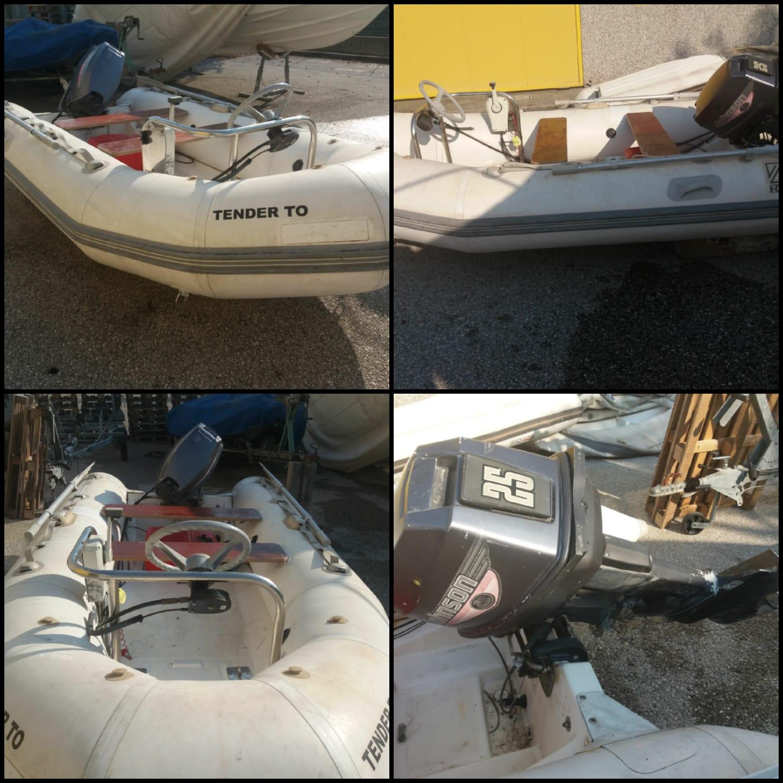 Zodiac Yachtline 340 R