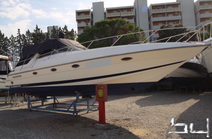 Sunseeker 36 Martinique