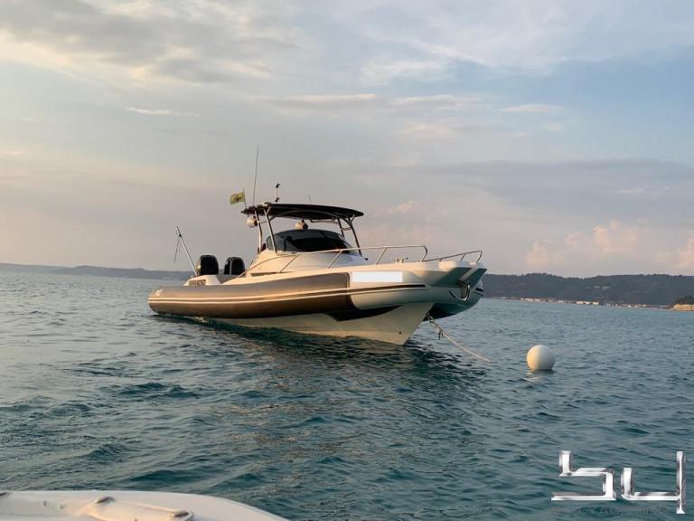 Nuova Jolly Marine - Prince 38 Sport Cabin