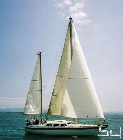 Gib Sea 38 Ketch